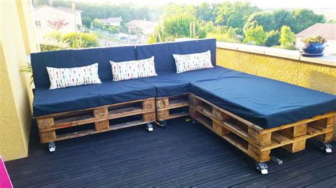 create a couch from wooden pallets outdoor furniture ideas from pallet roy home design