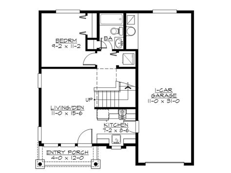 garage apartment plans 2 bedroom garage apartment plan
