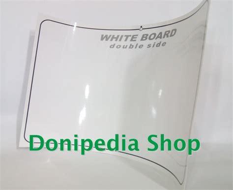Papan Tulis Tempel Besar White Board Portable Whiteboard Gulung jual white board portable besar papan tulis tempel