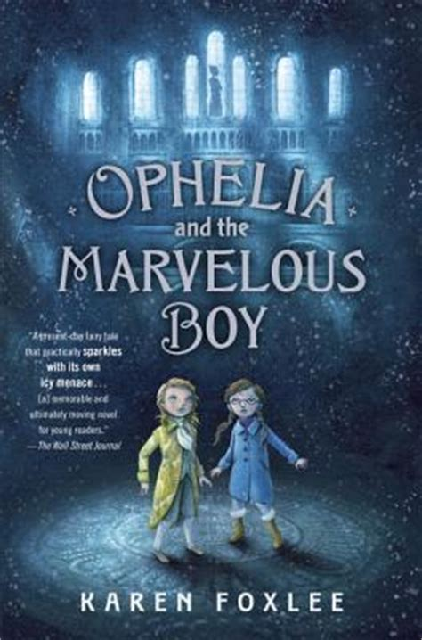 the magically brilliant boy books ophelia and the marvelous boy by foxlee reviews
