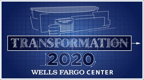 wells fargo center continues transformation  initiative  main concourse revamp