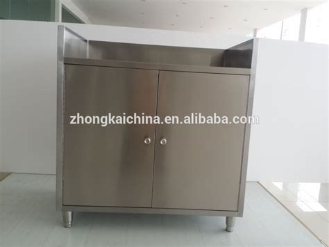Cheap Stainless Steel Cabinets by Free Standing Cheap Stainless Steel Commercial Kitchen