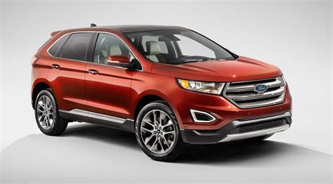 Ford Kuga 2015 Suv Model In Scale 1 18 White 1 ford edge 2015 pictures of new european suv by car magazine