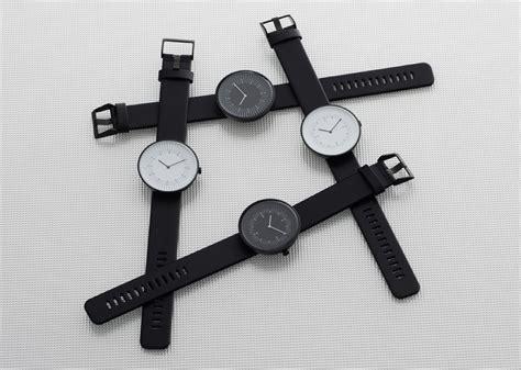 modern minimalist watches the line collection of minimalist watches design milk