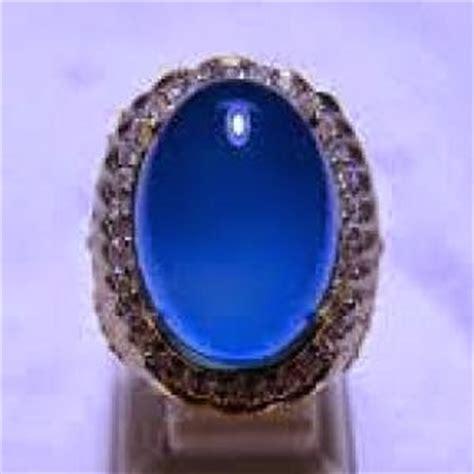 Batu Akik Lavender Size Ring 8 bagas gamestone lubuklinggau spritus biru mizone