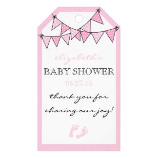 Baby Shower Gift Tag by Baby Shower Tags Baby Shower Favor Tags Zazzle