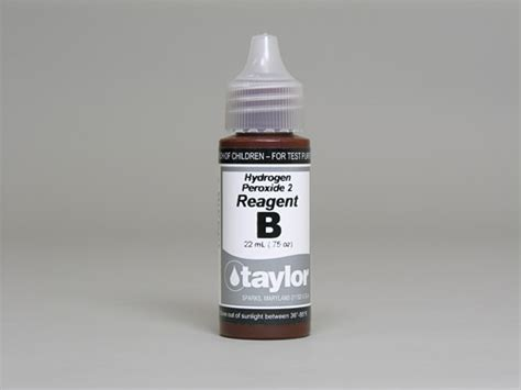 Shelf Of Peroxide by Buy Hydrogen Peroxide 2 Reagent B 22ml R 8020b