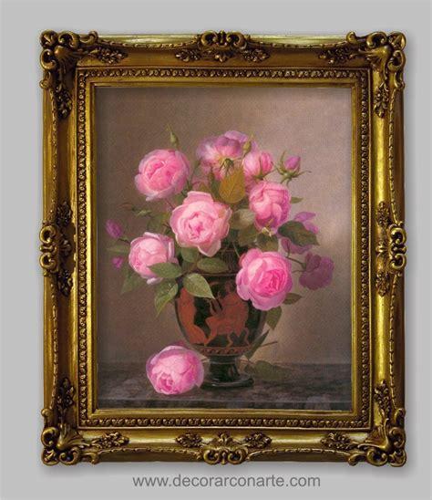 cuadro rosas de william hammer  cm venta de cuadros