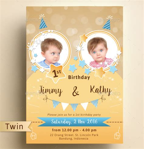 child birthday card template 22 beautiful birthday invitations free psd eps