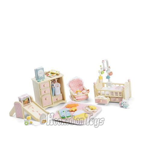 Calico Critters Bedroom Set by Calico Critters Baby S Nursery Pink Bedroom Furniture