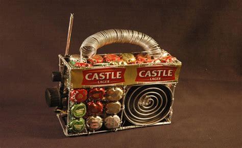 radio reciclable juguetes con material reciclado para los ni 241 os de 193 frica