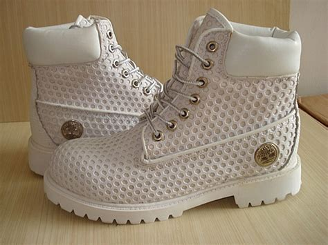 timberland boots for white timberland 6 inch wool white boots