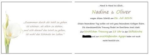 Hochzeitseinladung Nur Kirche by F 252 R Den Herrn Pfarrer