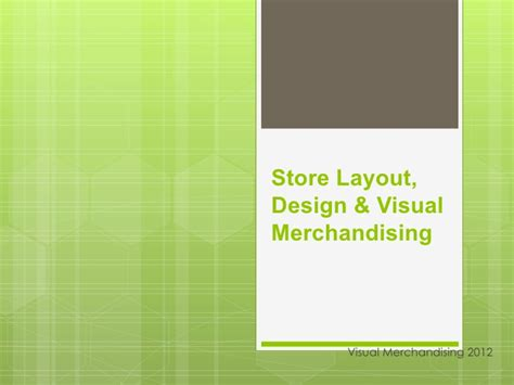 layout supermarket ppt store design layout vsual merchandising ppts ppt2
