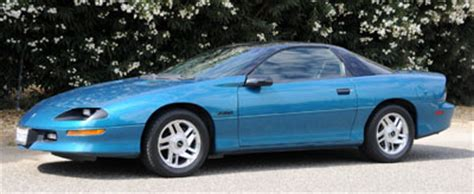 Lu Led Wilwood 1995 camaro blue pictures to pin on pinsdaddy