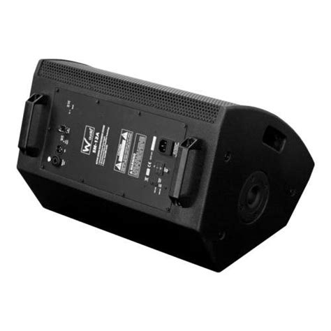 W Audio Active Speakers by W Audio Sm 12a Stage Monitor Active Speaker Djkit