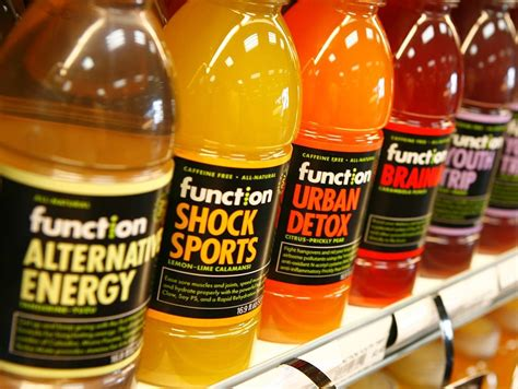 Purpose Of Detox Drinks by Function Drinks