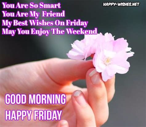 Morning Quotes Smart by Morning Wishes On Friday Quotes Images And