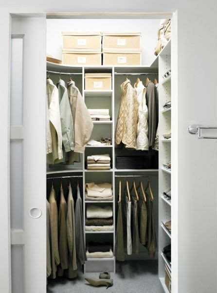 small closet thd closet organization system for the home pinterest
