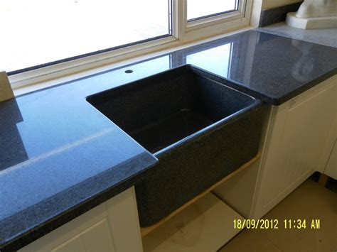French Country Home Interiors Black Granite Belfast Sink Images And Photos Objects