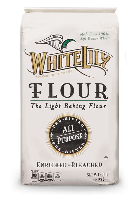 Anrichte Flur by White Pre Sifted Flour All Purpose Or Self Rising You