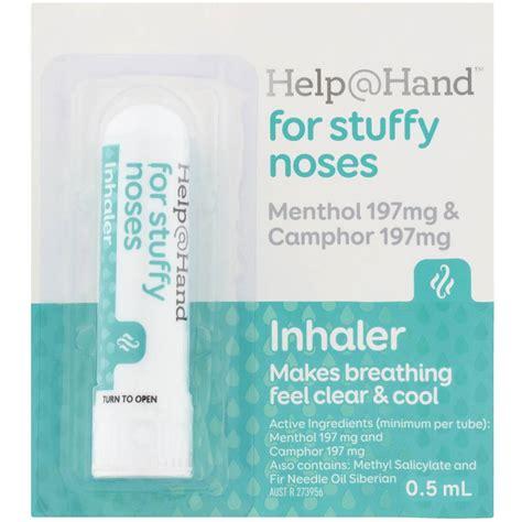 Peek Me Naturals Anti Allergy menthol stick nose
