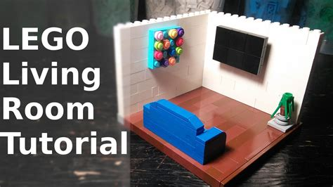 Lego Watch Tutorial | lego living room tutorial youtube