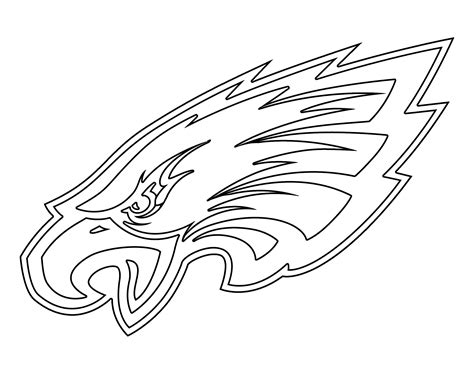 coloring page philadelphia eagles fresh coloring pages for philadelphia eagles leri co