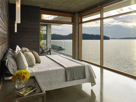 concrete bedroom designs decorating ideas design