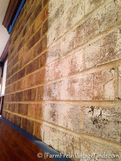 chalk paint whitewash best 25 whitewash brick fireplaces ideas on