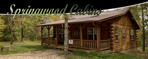 Springwood Cabins by Home Springwoodcabins