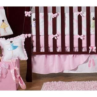 Ballerina Crib Bedding Set Sweet Jojo Designs Ballerina Collection 9pc Crib Bedding Set Baby Baby Bedding Baby