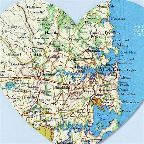 Wedding Anniversary Gift Melbourne by Popular 200 List Sydney Map