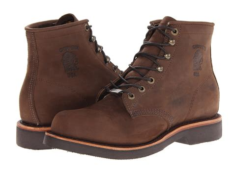 Handcrafted Boots - chippewa american handcrafted gq apache lacer boot at