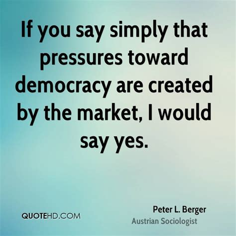 l berger quotes by l berger like success