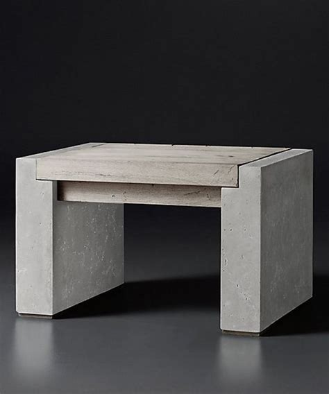 Cement Furniture by 25 Best Ideas About Concrete Furniture On