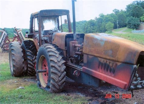 Ih Parts Search International Harvester Ih 3588 Salvage Tractor At Bootheel Tractor Parts