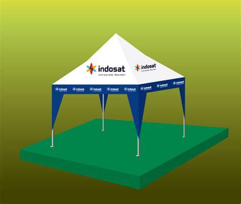 Tenda Stand Pameran Tenda Pameran Indosat By Maudesain On Deviantart