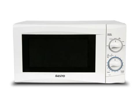 Microwave Oven Sanyo sanyo em s105aw microwave review 17 litre 700w white