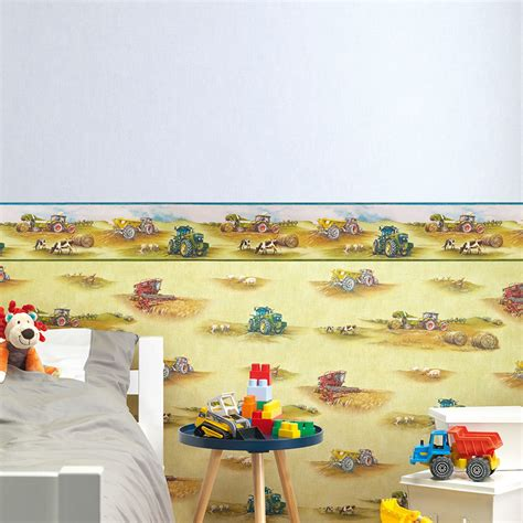 Bedroom Wall Borders Transport And Vehicles Themed Wallpaper Borders Bedroom