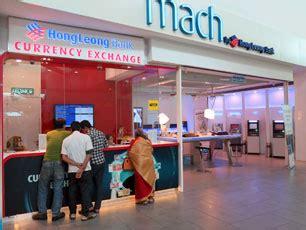 hong leong bank branch mach by hong leong bank at the klia2 malaysia airport