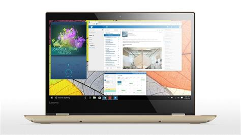 Laptop Lenovo 520 520 14 quot stylish 2 in 1 entertainment laptop