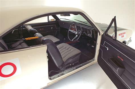 Holden Monaro Interior by 1969 Holden Ht 350 Monaro Gts Racer