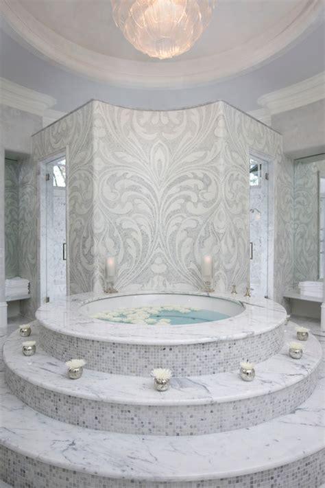 bathtub with steps spa bathroom ideas contemporary bathroom habachy design