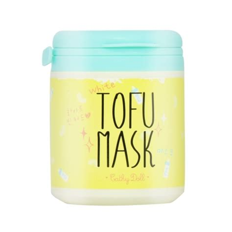 cathy doll white tofu mask 170ml thailand best selling