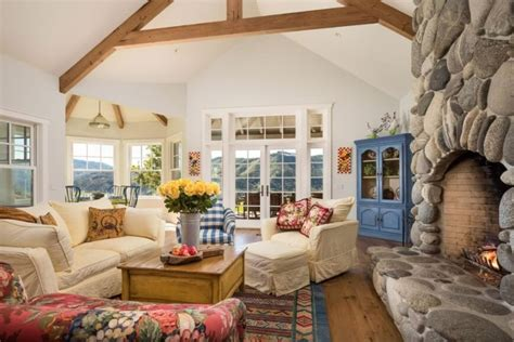 cottage livingroom 23 spectacular cottage living room ideas