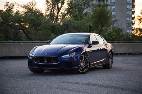 Maserati Q4 by Review 2016 Maserati Ghibli S Q4 Canadian Auto Review