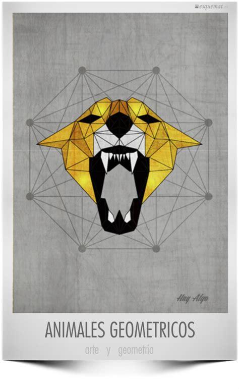 imagenes animales geometricos animales geom 233 tricos esquemat