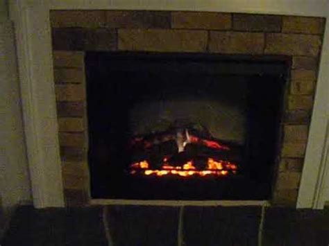 changing a gas fireplace to electric fireplace
