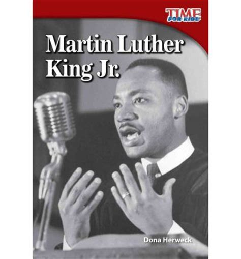 martin luther king jr picture books martin luther king jr dona herweck rice 9781433336416